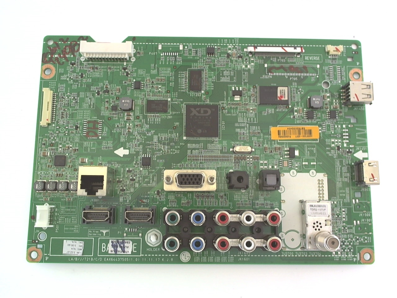 Tv Replacement Parts : Vizio service schematic get free image about